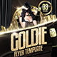 GOLDIE Flyer Template - GraphicRiver Item for Sale