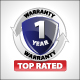Vector Warranty Icons. - GraphicRiver Item for Sale