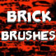 Brick Brushes - GraphicRiver Item for Sale