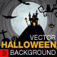 Vector Halloween Background 03 - GraphicRiver Item for Sale