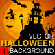 Vector Halloween Background 04 - GraphicRiver Item for Sale