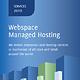 Half-Fold Hosting Brochure - GraphicRiver Item for Sale
