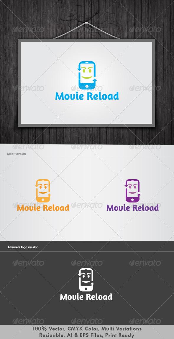 Movie Reload Logo