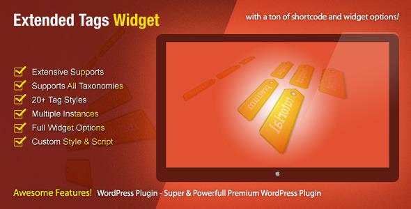 Extended Tags Widget - WordPress Premium Plugin Free Download #1 free download Extended Tags Widget - WordPress Premium Plugin Free Download #1 nulled Extended Tags Widget - WordPress Premium Plugin Free Download #1
