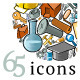 65 Woodcut-Style Vector Icons - GraphicRiver Item for Sale
