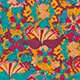 Seamless Abstract Hand-Drawn Floral Pattern - GraphicRiver Item for Sale
