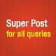 Super Post - WordPress Premium Plugin - CodeCanyon Item for Sale