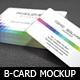 Business Card Mockups - GraphicRiver Item for Sale