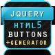 jQuery Html5 Buttons