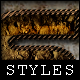 9 Rusty Styles - GraphicRiver Item for Sale