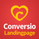 Conversio - Responsive Social & Dating Landingpage - ThemeForest Item for Sale