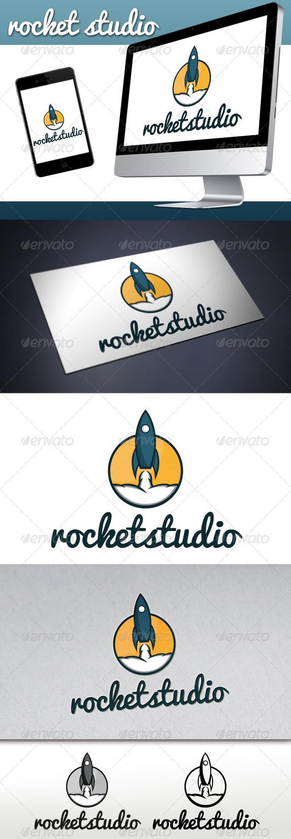 Rocket Studio Logo