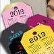 Bookmark-Calendar-1002 - GraphicRiver Item for Sale