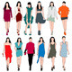 Fashion Models Silhouettes Vector Set - GraphicRiver Item for Sale
