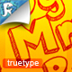 Doodly TrueType - Doodle Font - GraphicRiver Item for Sale