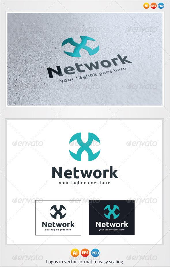 X Network Logo