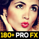 180+ Premium FX Action Bundle | Ultimate Collection - GraphicRiver Item for Sale