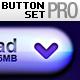 Web 2.0 Button Set Pro - GraphicRiver Item for Sale