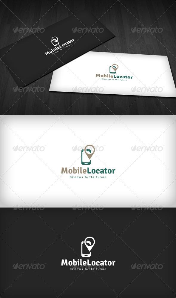 Mobile Locator Logo