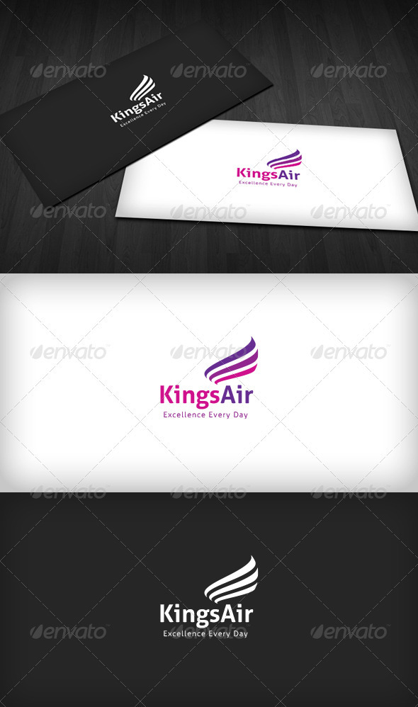 Kings Air Logo