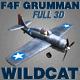 Grumman F4F Wildcat - 3Ds model of WW2 aircraft - 3DOcean Item for Sale