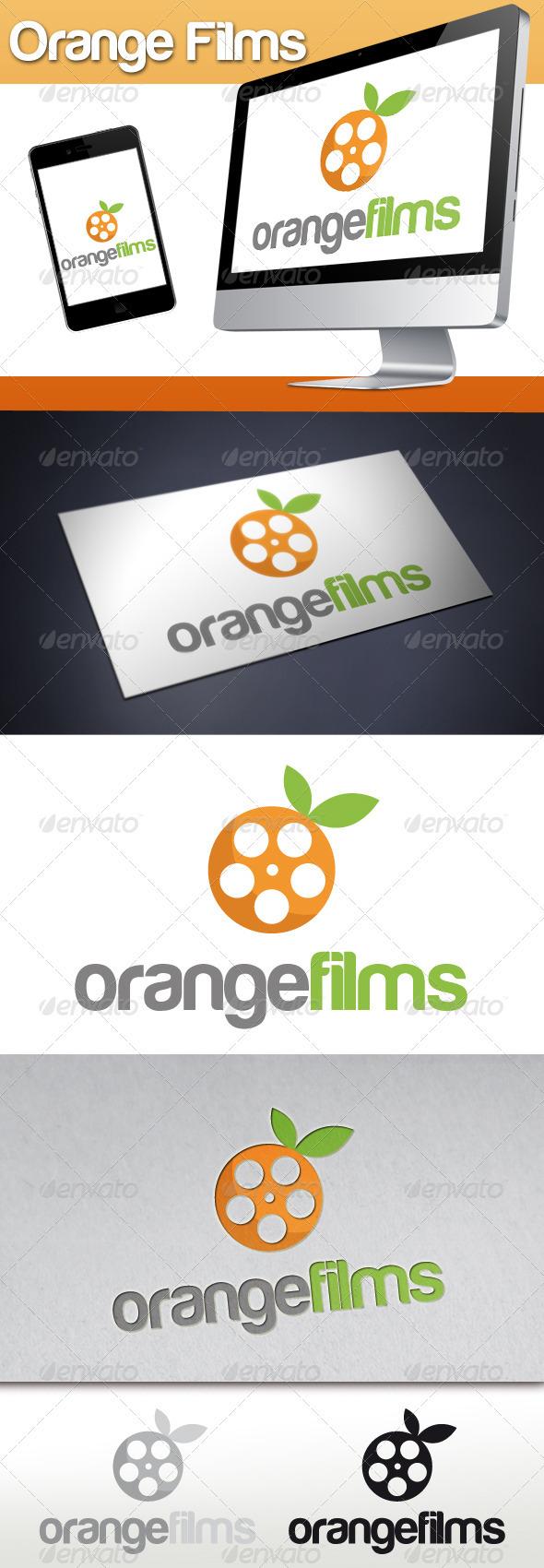 Orange Films Logo
