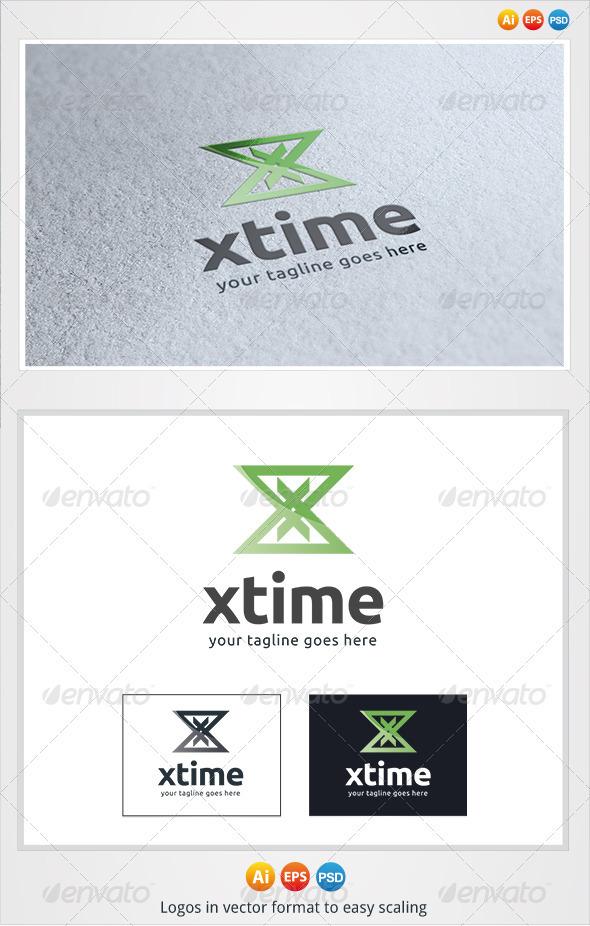 X Time Logo