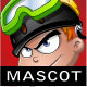 Skater Guy Mascot - GraphicRiver Item for Sale