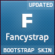 Fancystrap - Bootstrap skin - CodeCanyon Item for Sale