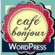 Bonjour - Cafe & Restaurant WordPress Theme