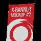 X-Banner Mockup (Vol. 2) - GraphicRiver Item for Sale