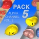 Flying Hearts and Balloons Pack 4K (vol.2) - VideoHive Item for Sale