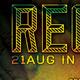 Reggae Flyer Design - GraphicRiver Item for Sale