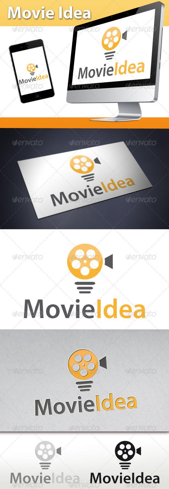 Movie Idea Logo