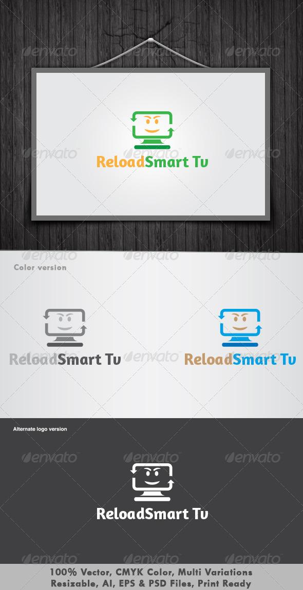 Reload Smart Tv Logo