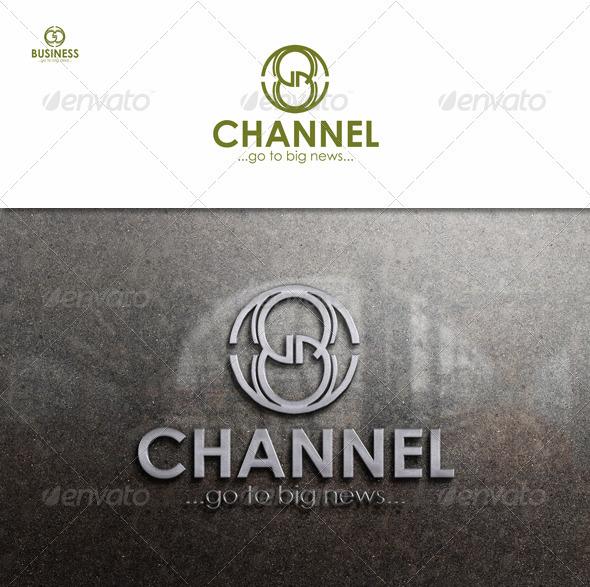 8 Channel Business Logo.