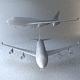 boeing 747 Airplane  - 3DOcean Item for Sale