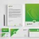 Stationary & Logo Template - GraphicRiver Item for Sale