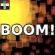 Retro Video Games Explosion