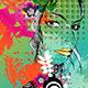 Floral Girl Illustration Set - GraphicRiver Item for Sale