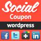Social Coupon for WordPress - CodeCanyon Item for Sale