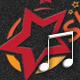 Star Dust Logo - AudioJungle Item for Sale