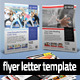 Letter Multipurpose Flyer Template - GraphicRiver Item for Sale