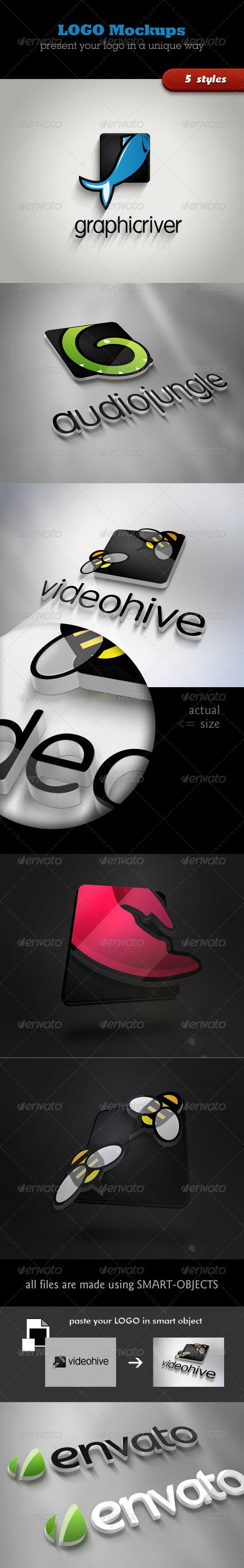 Graphicriver | 3D Logo Mockups Free Download free download Graphicriver | 3D Logo Mockups Free Download nulled Graphicriver | 3D Logo Mockups Free Download
