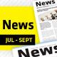 July - September Clean Newsletter V3 - GraphicRiver Item for Sale