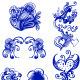 Doodle Design Elements Set - GraphicRiver Item for Sale