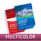 Multicolor 8 page A4 Brochure - GraphicRiver Item for Sale