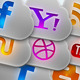 Social Cloud Icons - GraphicRiver Item for Sale