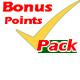 Bonus Points Pack