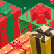 Christmas Gift Pack  - GraphicRiver Item for Sale